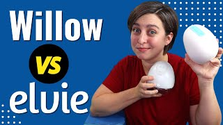 WILLOW vs. ELVIE Breast Pumps | An honest breast pump comparison, which one is better