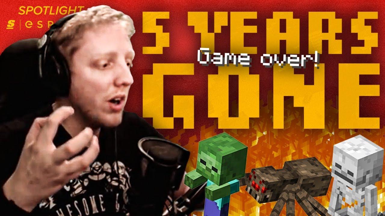 The Tragic End of Minecraft's Longest Hardcore Run