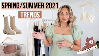 SPRING SUMMER FASHION TRENDS 2021 | 10 SPRING SUMMER TRENDS AND HOW TO WEAR THEM
