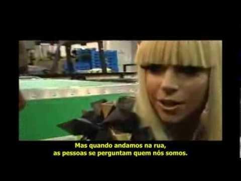 """Entrevista de Lady Gaga para o """"On Da Grine"""" (2008 - Era The Fame) - Legendado em português"""