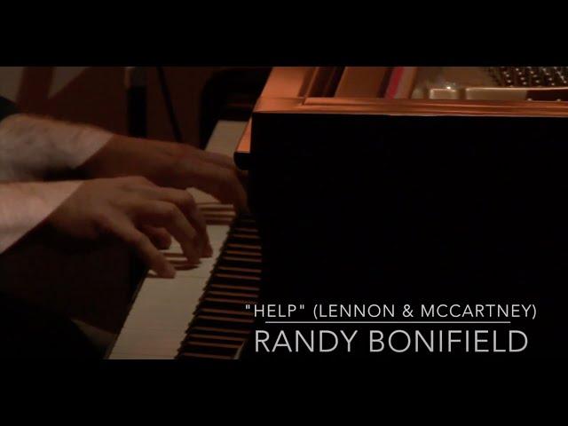 Randy Bonifield - Help