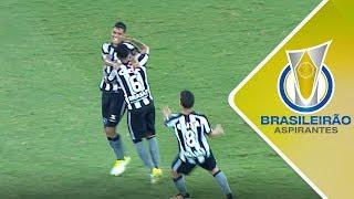 Melhores momentos - Botafogo 2 x 1 Atlético-PR - Brasileirão de Aspirantes (05/11/2017)