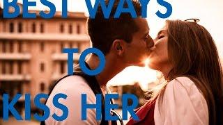All about kissing girls. Badboy's best Kiss close