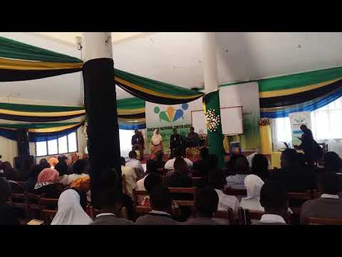 General voices of Youth in  Tanzania National Youth Assembly(9)