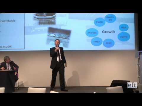 Schenker Share Profitable Growth Plan in Presentation