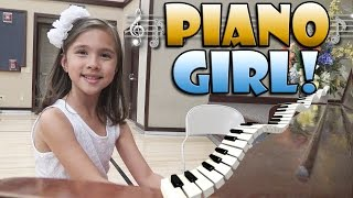 JILLIAN the PIANO GIRL! 2015 Performance