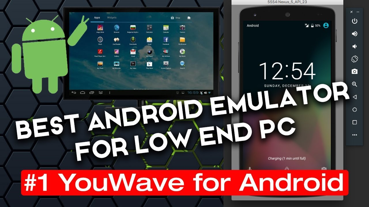 Best Android Emulator- #1 YouWave for Android (Premium 5 2) with Lollipop  5 1 1 for PC
