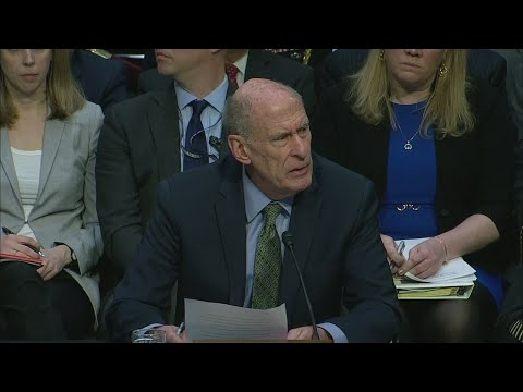 Director Of National Intelligence Warns Of Increased Cyber Attacks