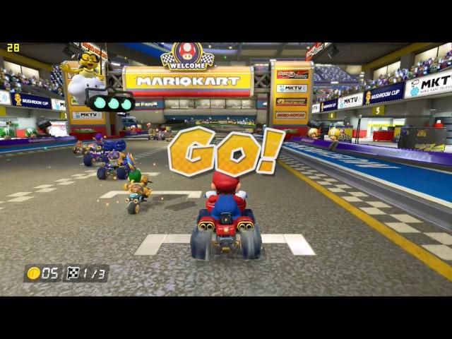 Mario Kart 8 Cemu 1.6.2