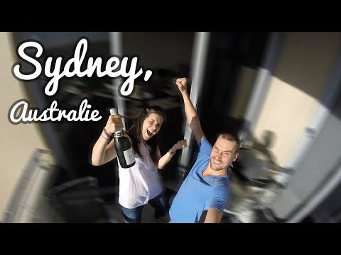 Episode 21 - Sydney, Australie, recherche travail