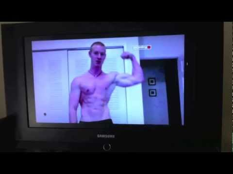 Drew Curtis Weight Lifting and Insanity Transformation