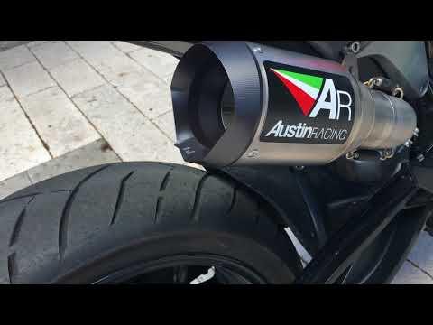 Austin Racing GP1R Ktm Duke 790