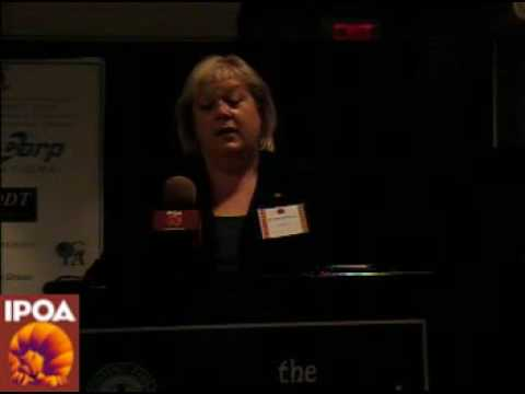 IPOA Annual Summit 2007 - Ep. 21 - Judith McCallum
