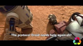 R2-D2 Subtitles