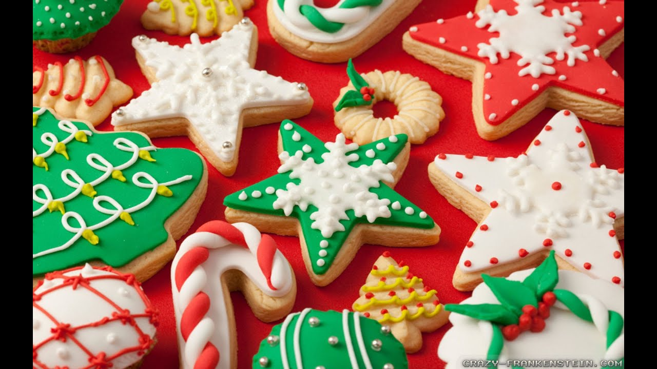 How To Make Christmas Cookies From Scratch