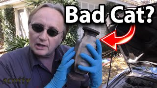 Replacing Exhaust Manifold Catalytic Converter On A 2004 1