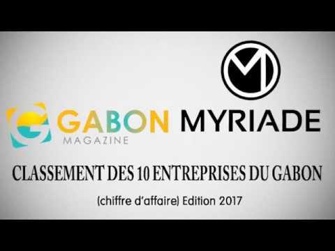 TOP 10 Entreprises Gabon 2017