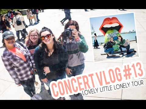 Concert Vlog #13: The Maine's Lovely Little Lonely Tour