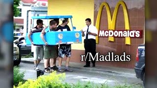 r/Madlads | i'd like uh,... borger?