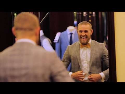 Shit Conor McGregor Says: Something About a Good Suit
