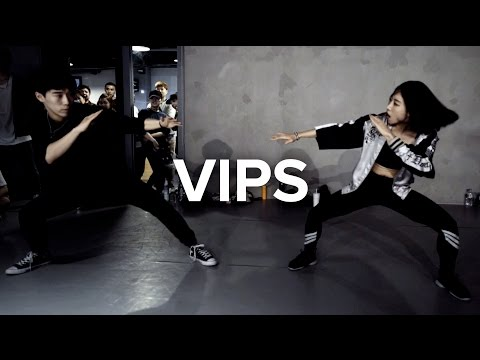 VIP's - Skrillex & MUST DIE! / Lia Kim Choreography