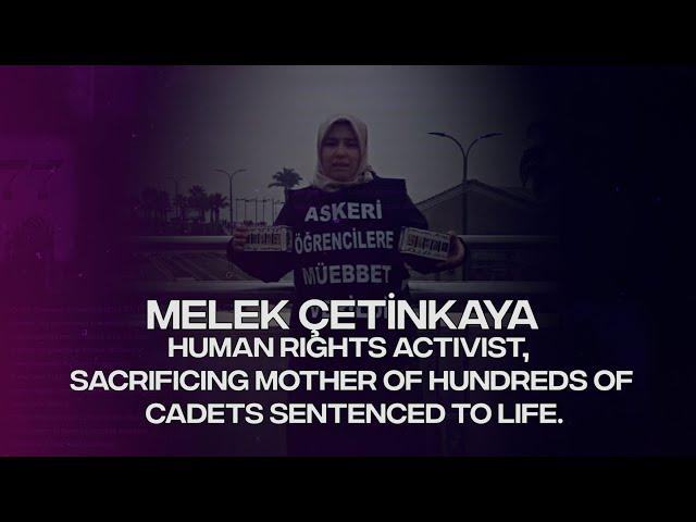 BROKEN LIVES   Melek Cetinkaya,  INTERVIEW, EXTENDED