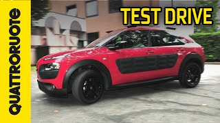 Citroën C4 Cactus Airbump 2014 Test Drive