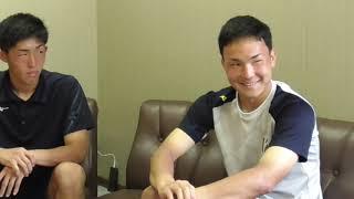 矢板中央サッカー部 キーパーインタビュー 第1回