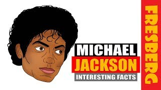 Michael Jackson Biography for Students | Educational Cartoon for Students