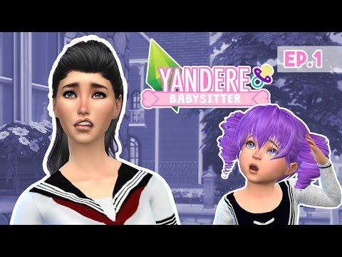 """""""CARING FOR SENPAI'S TODDLERS?"""" 