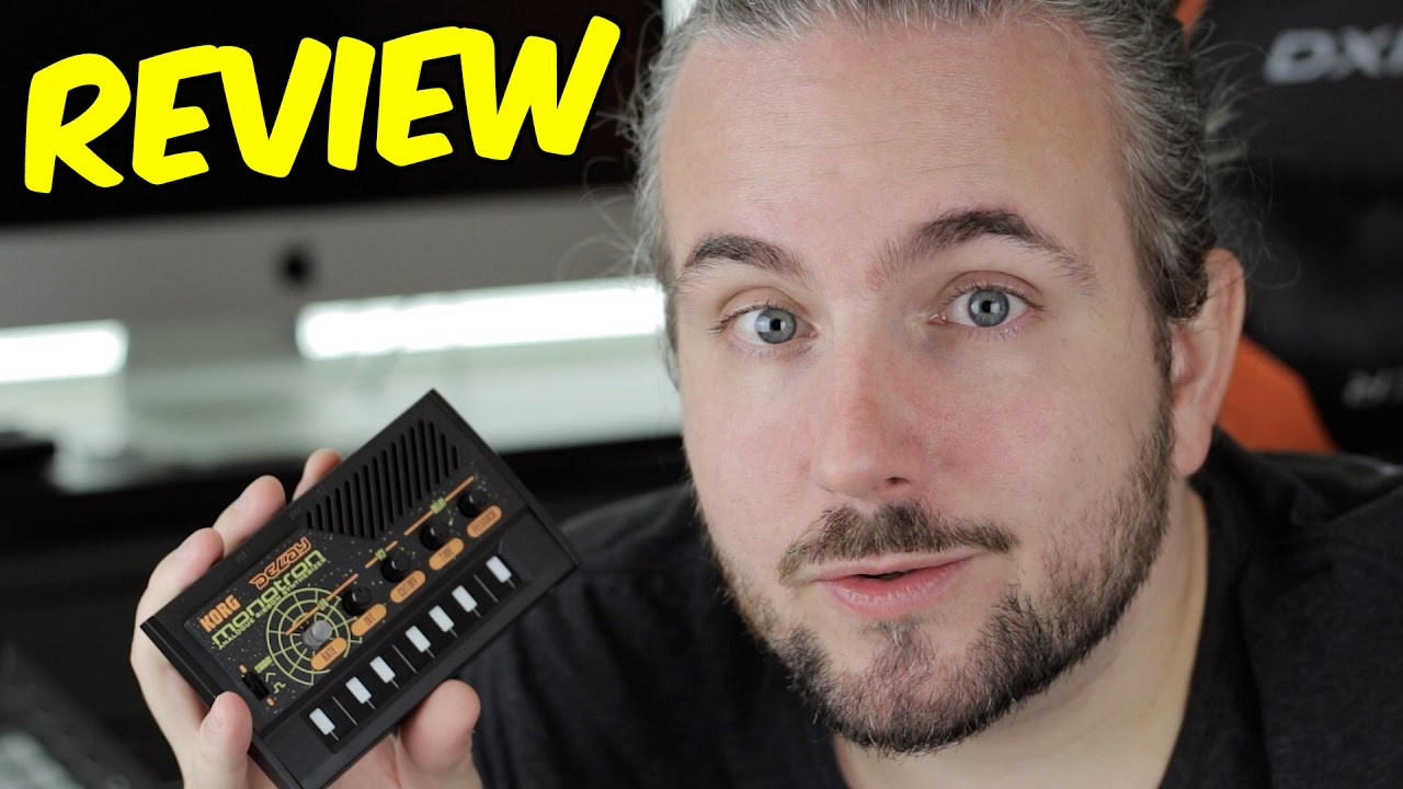 Korg Monotron Delay - Should you buy it? (Review) #1