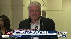 Las Vegas Mayor Carolyn Goodman implores governor to shorten business shutdown