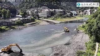 Preview of stream 烏來吊橋、烏來老街與覽勝橋,新北市烏來區