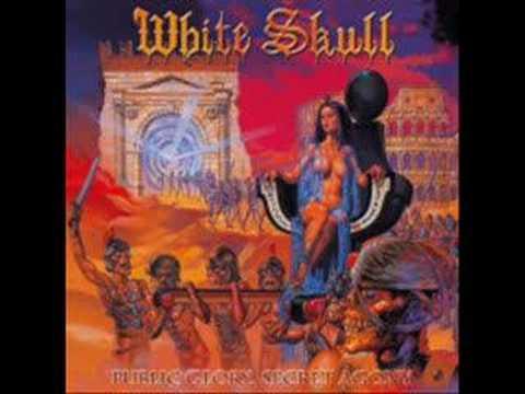 Клип White Skull - High Treason