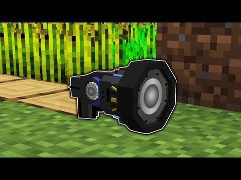 MINECRAFT EPIC 3D WEAPONS!