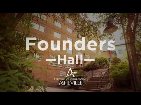 UNC Asheville - Founders Hall