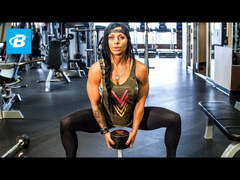 Ashley Horner's Stronger-Legs Workout – Bodybuilding.com