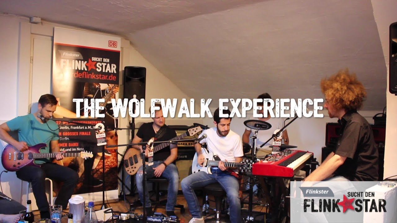 The Wolfwalk Experience