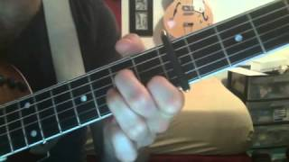 "AT LAST! Learn How To Play the Guitar Chords for ""At Last"" by Etta James - Insturctional Tutorial"
