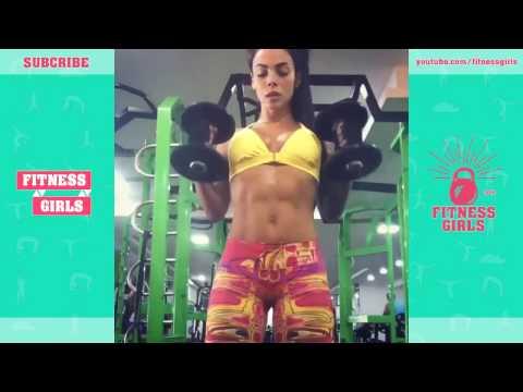 41 Angelik Hernandez   Fitness Model   Fitness Gym Workouts Motivation   YouTube