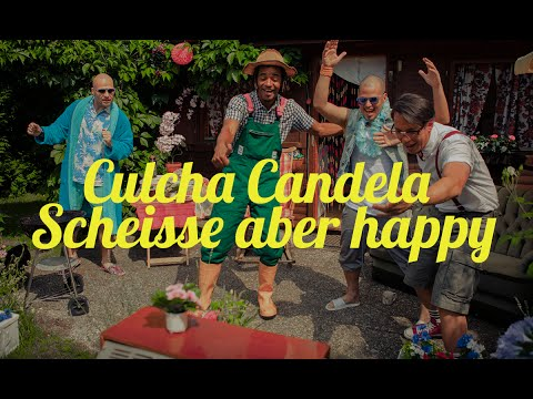 Culcha Candela - Scheisse aber happy (Official Video)