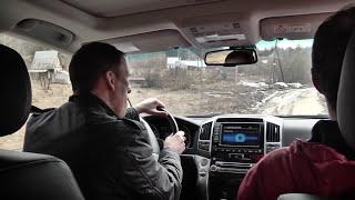 Тест-драйв Toyota Land Cruiser 200  тест-драйв /  Test Drive