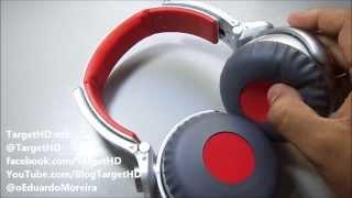 review  Fone de Ouvido Sony MDR-XB920  TargetHD.net