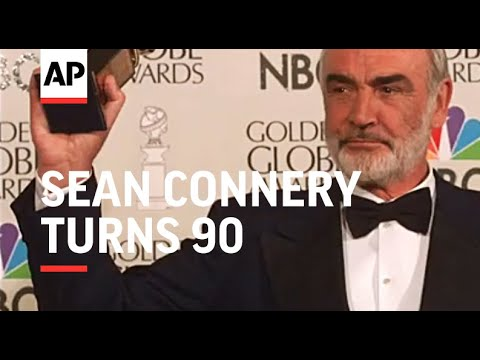 A Profile Of Screen Legend Sean Connery At 90 Youtube