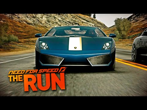 Need for Speed: The Run - Stage #4 - Desert Hills