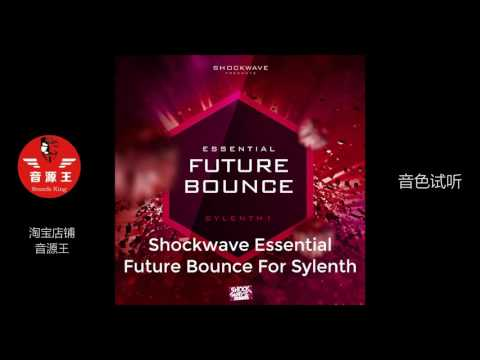 Shockwave Essential Future Bounce For Sylenth