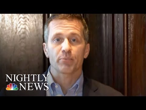 Growing Pressure For Missouri Governor Greitens To Resign Amid Scandal | NBC Nightly News