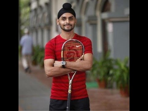 Harinder Pal Sandhu - Indian Squash Player