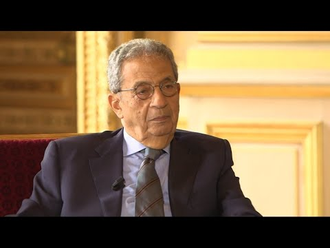 Former Arab League chief: 'The one-state solution should be put on the agenda'
