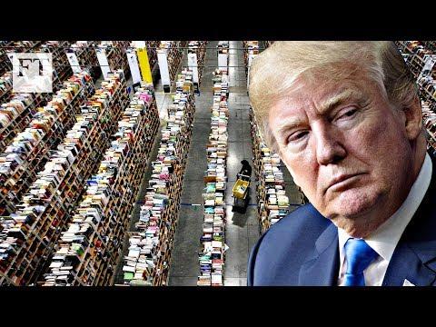 Trump v Amazon